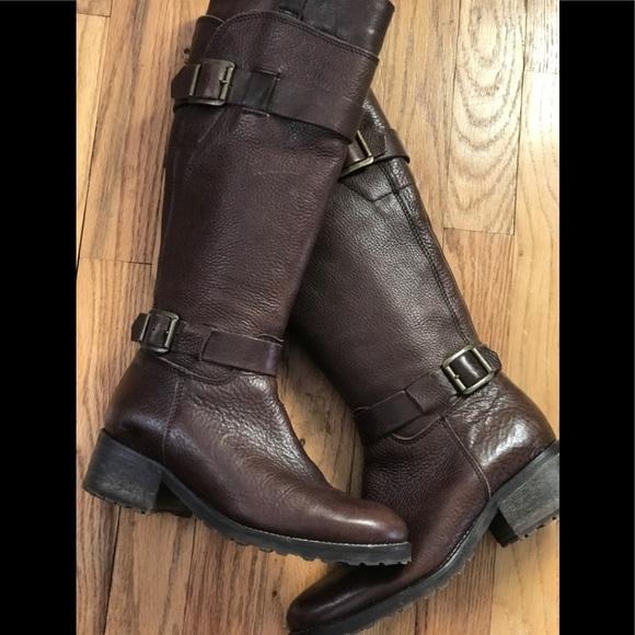 Fabianelli Italian Leather Riding Boots